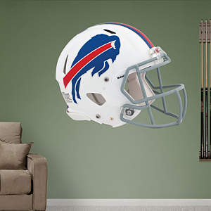 Buffalo Bills Helmet Fathead Wall Decal